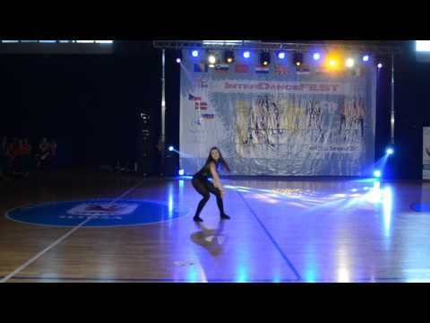 AQUA | BISERA Graseska | Shape of You | 1-st place junior MTV dance style solo