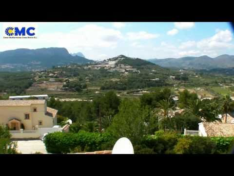 Spanien Traumvilla Haus Günstig Zu Verkaufen S0143.mp4