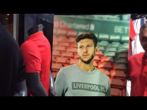 Liverpool F.C. Store , Abu Dhabi - UAE