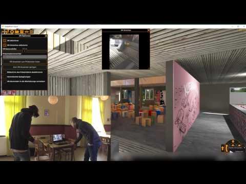 Palette CAD VR im Kliemannsland