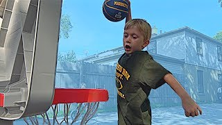 Best Dunk WINS $100 | Colin Amazing
