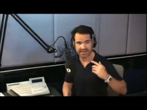 Jimmy Carr's last interview on The Chris Moyles Show, Part 1