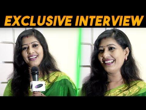 Actress Nillaani talks about cinema industry