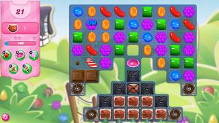 Candy Crush Saga Level 3412 NO BOOSTERS