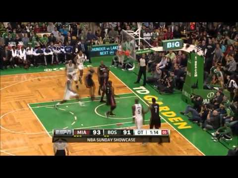 Boston Celtics: 2012-2013 Regular Season Highlights