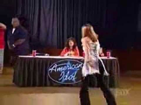 The First Audition of Kelly Clarkson Video