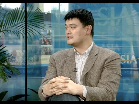 China's Sports Industry Must Develop in Healthier, Long-term Way: Yao Ming