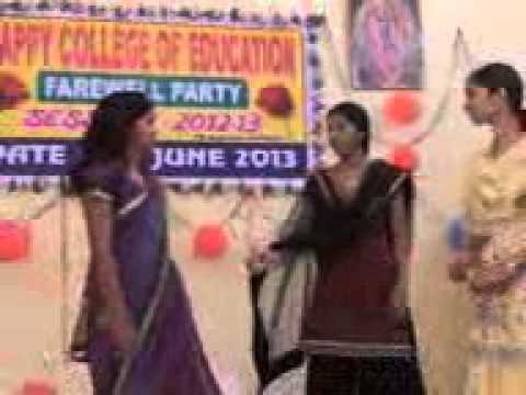 Farewell Party ==== Happy College of Education ==== Kosli uploaded...