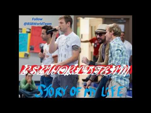 Story Of My Life Backstreet Boys (Full Version HD) With Lyrics