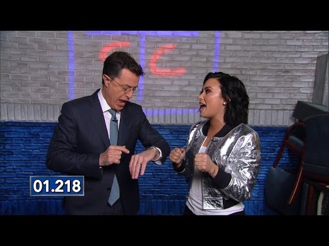 Can Demi Lovato Complete the Star Spangled Challenge?