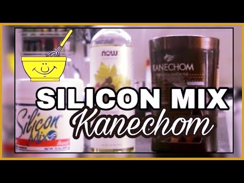 How I: Mix & Apply My Deep Conditioner (Kanechom + Silicon Mix)