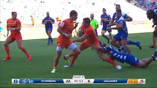 2018 Super Rugby Week #1: Stormers v Jaguares