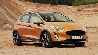 Ford Fiesta Active 1.0 EcoBoost (2019) - test [PL]