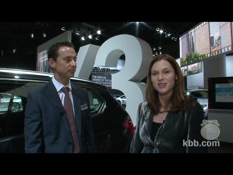 2011 BMW X3 - Los Angeles Auto Show