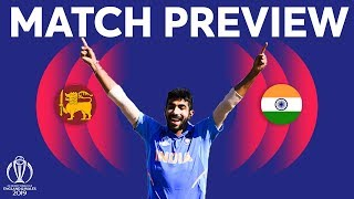 Match Preview - Sri Lanka vs India | ICC Cricket World Cup 2019