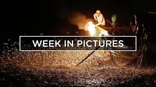 FISHING WITH FIRE :: WEEK IN PICTURES