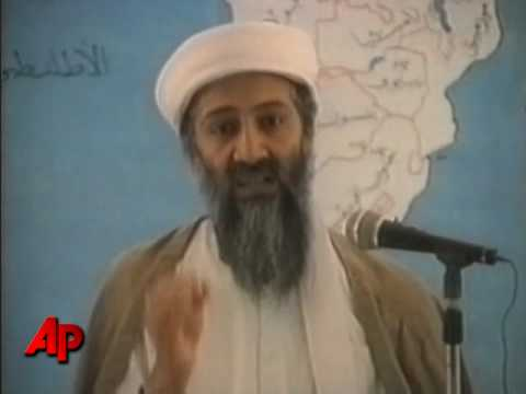 Bin Laden Claims Airline Bomb Responsibility