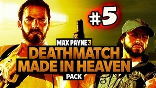 FIGHT GOES ON - Max Payne 3 Dead Men Walking DLC w/Nova & Dan Ep.5
