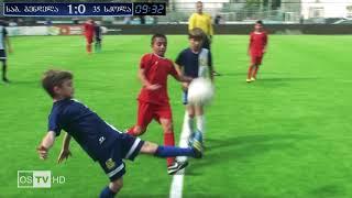 SAB. BENDELA vs 35 SKOLA (2008) 22.09.2018