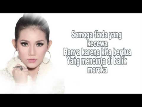 Via Vallen  Cinta Terlarang ( Lirik Video)