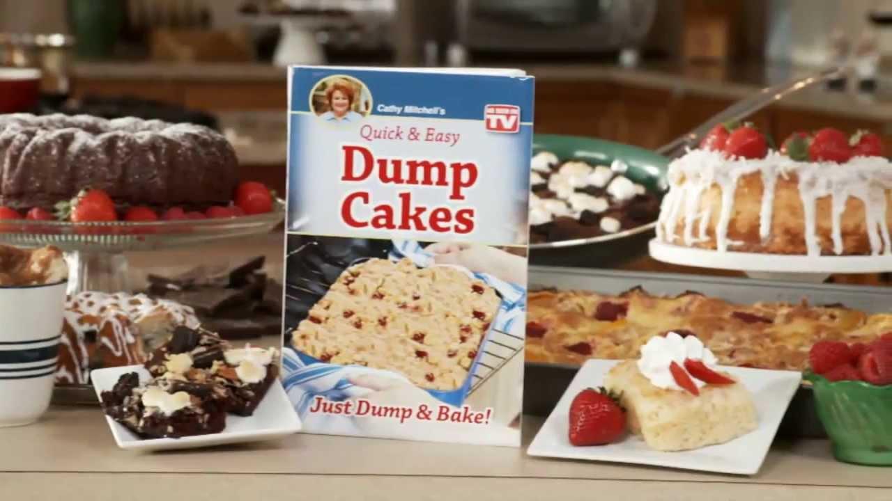 Dump Cake Sticky Buns