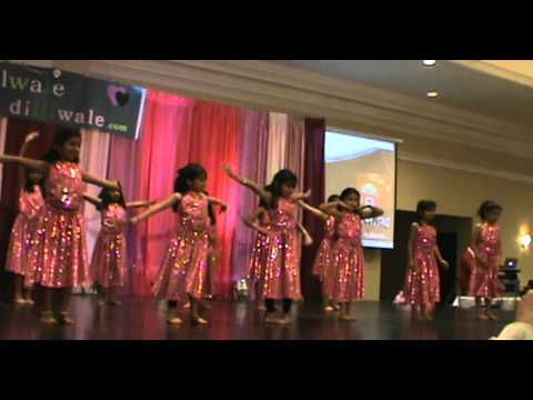 Kids Batch (radha Kaise Na Jale) - Neeti Dream N Dance video