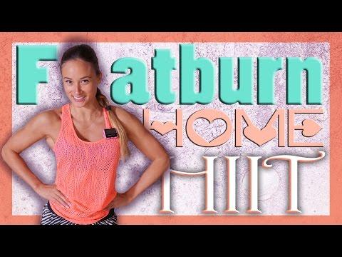 HIIT Workout für Zuhause - 8 Minuten Training - Effektiv Fett verbrennen - Einfach mitmachen!