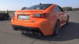 Lexus RC F w/ LOUD Exhaust System!