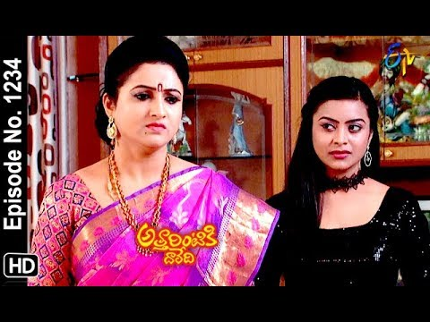Attarintiki Daredi | 18th October 2018 | Full Episode No 1234 | ETV Telugu