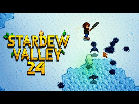 STARDEW VALLEY [024] - Ghost In The (S)Hell