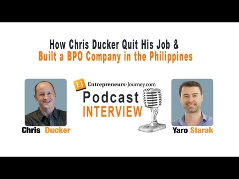 How Chris Ducker Restructured His Company So It Could Run Without Him