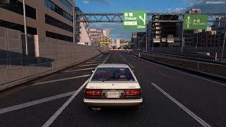 Gran Turismo Sport - Toyota Sprinter Trueno 3door 1600GT APEX (AE86) '83 Gameplay [4K PS4 Pro]
