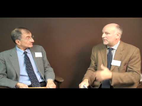 Population, Education, and the World's Future: Joel E. Cohen and Wolfgang Lutz at PRB