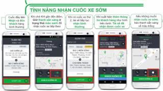 GrabCar HCM_Hướng dẫn sử dụng ứng dụng Grab Driver