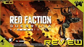 """Red Faction Guerrilla Re-Mars-tered Review """"Buy, Wait for Sale, Rent, Never Touch?"""""""