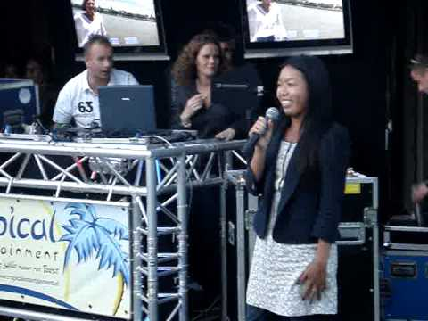 Vania King Sings Colors of the Winds Video