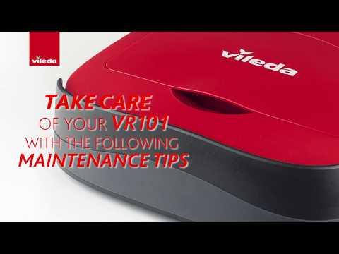 Vileda VR 101 maintenance