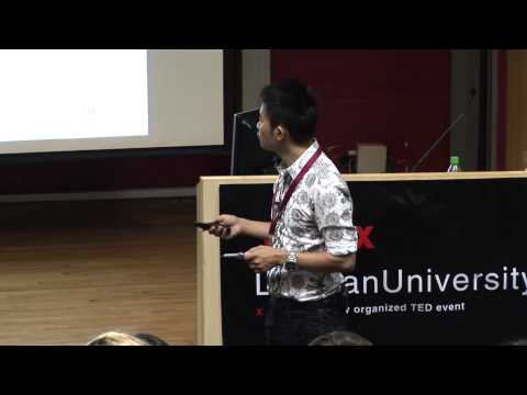 Hong Kong youth - seeing beyond the surface: ChungTang at TEDxLingnanUniversity