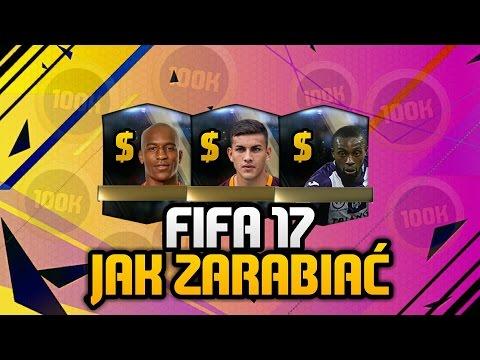 ⚽ 100k W JEDEN DZIEŃ?! JAK ZARABIAĆ DUŻO Coinsów //w FIFA 17 Mobile Android/IOS/WP Po Polsku/PL