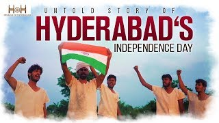 Vande Mataram | Untold Story of Hyderabad's Independence Day by HOH