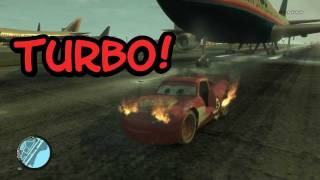 Grand Theft Auto IV: Rayo McQueen