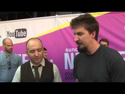 The Guest: Adam Wingard & Simon Barrett Exclusive Interview