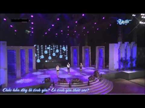 [Vietsub] Seeya - My heart is touched (Live)