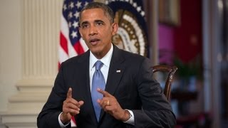 Weekly Address: A Better Bargain for Responsible, Middle Class Homeowners 8/10/13