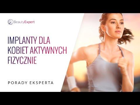 Implanty Piersi Dla Kobiet Aktywnych Fizycznie. Porady Eksperta