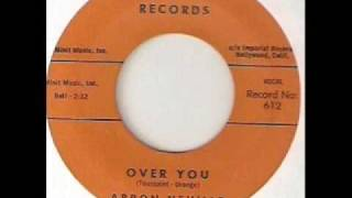 Watch Aaron Neville Over You video