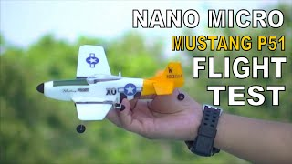RC HELI CONVERTED TO PLANE # FLIGHT TEST