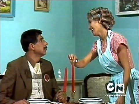 Chaves - Os Penetras (Aniversário do Professor Girafales) - CN