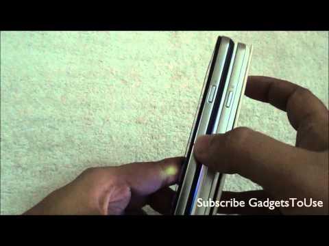 Zopo 980 White Vs Black Color Comparison Review