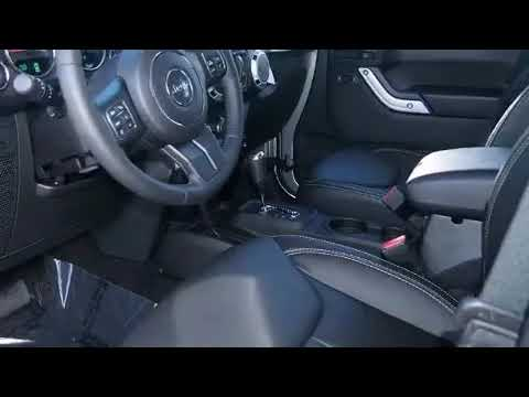 2014 Jeep Wrangler Unlimited Rubicn in Burlington, VT 05401